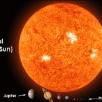 少し前まで最大の恒星だった おおいぬ座VY星!