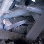 フィクションじゃない!クリスタルの洞窟!