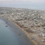 パキスタン大地震、なんと島が出現!