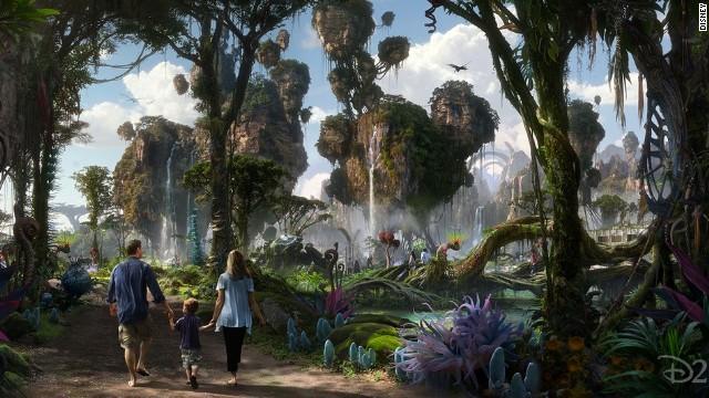 03avatar animal kingdom 4 大ヒット映画「アバター」が遂にディズニーのアトラクションになる!