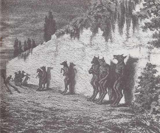 Loup garou 02 バイオタイド理論!月の満ち欠けは人間に影響を与える?