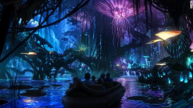 avatar animal kingdom 5 大ヒット映画「アバター」が遂にディズニーのアトラクションになる!