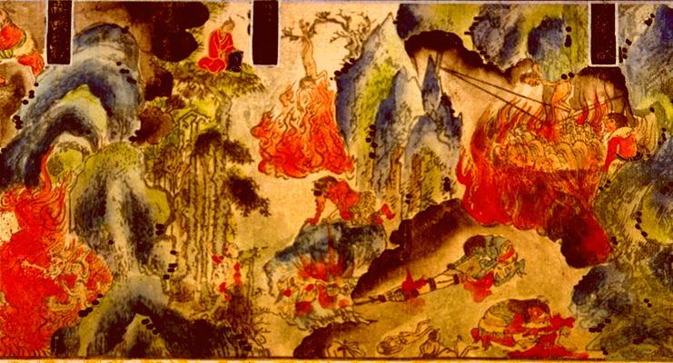 dai hell 23 恐ろしく長い地獄の刑期。悪いことはしちゃいけない。