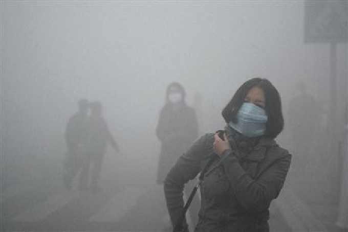 fa6738297e29d9c8de291ead044e8ec1 中国ハルビンの大気汚染が深刻な事態に!測定数値は計測不能を示す!