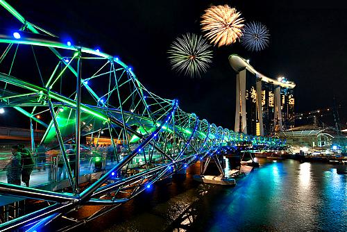 tumblr lvwwnq0kYa1qdrrsao1 r1 500 世界で最も奇妙で美しい橋、ヘリックス・ブリッジ!
