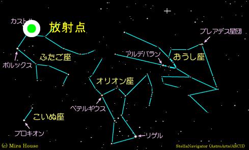 0d40a5e4a645fc6b96e767d64ac0878e1 ふたご座流星群、2013年は12月14日の夜が見ごろ!