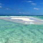 サンドバー、ハワイの海上に広がる幻の砂浜!