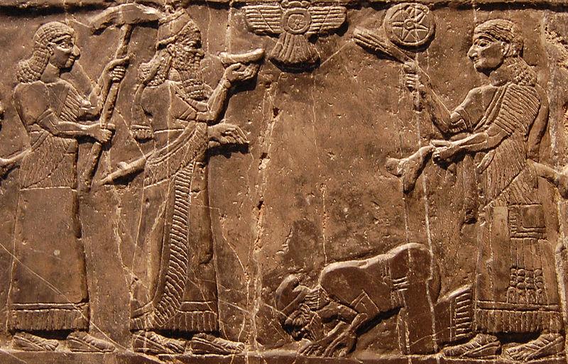 800px Jehu Obelisk cropped 日ユ同祖論。根拠は失われた10支族か?