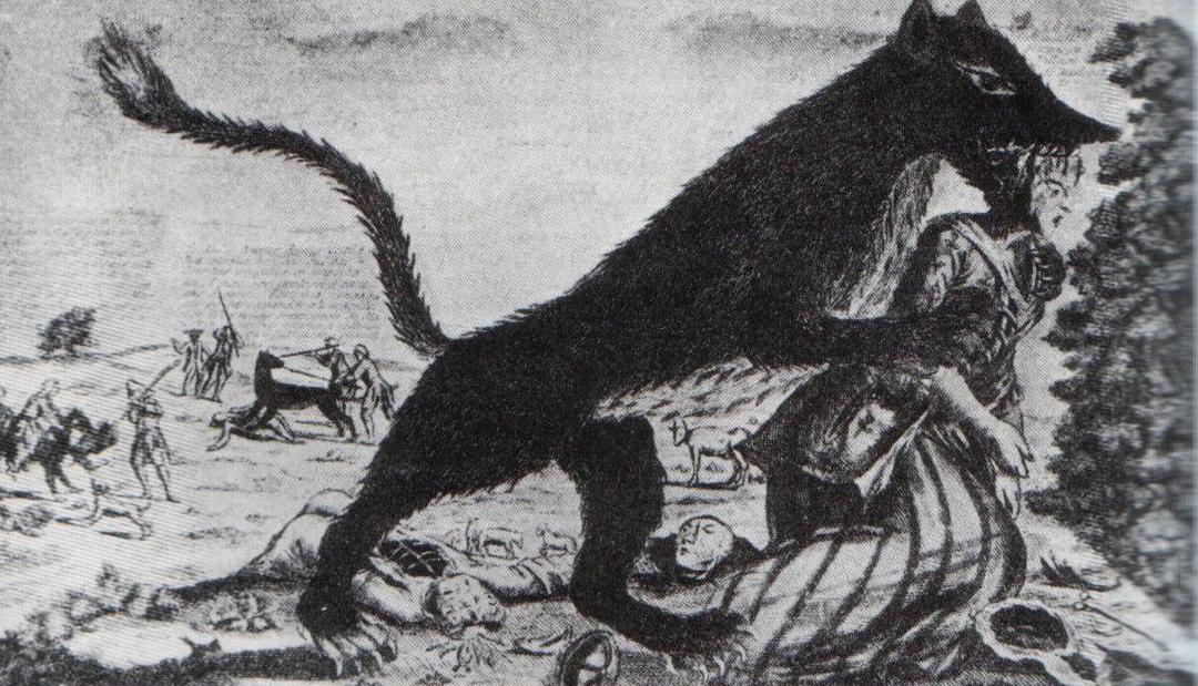 9hlhyz3x ジェヴォーダンの獣とは?かつてフランスで発生した獣害事件。