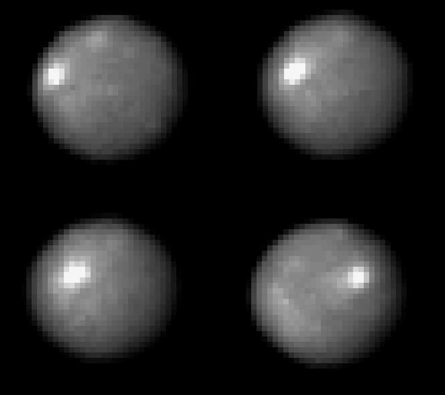 Ceres Rotation 月以外の星に有人探査を計画!目的地は準惑星ケレス!