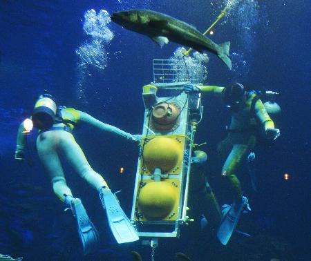 a7c9c1b2 江戸っ子1号、町工場が生み出した深海探査機が7800mの深海に潜る快挙達成!