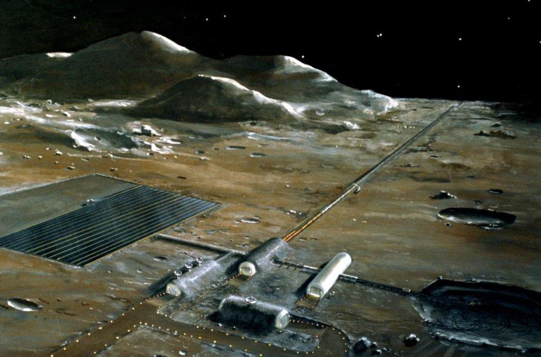 fig exterior ecology 宇宙から資源調達する時代が到来か?