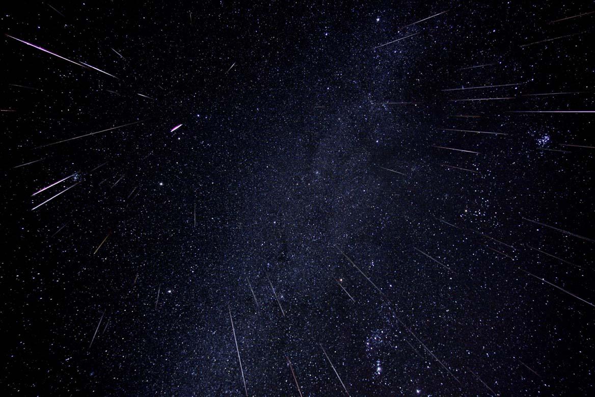 geminids bruenjes midsize ふたご座流星群、2013年は12月14日の夜が見ごろ!