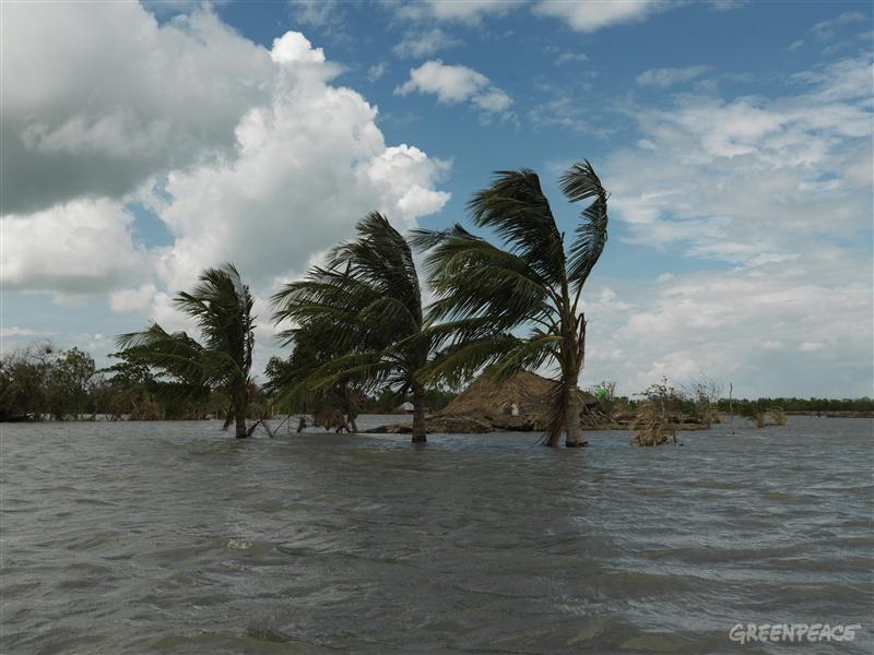 india sea level rise 地球温暖化の被害の多くは発展途上国での被害!COP19で指摘される。