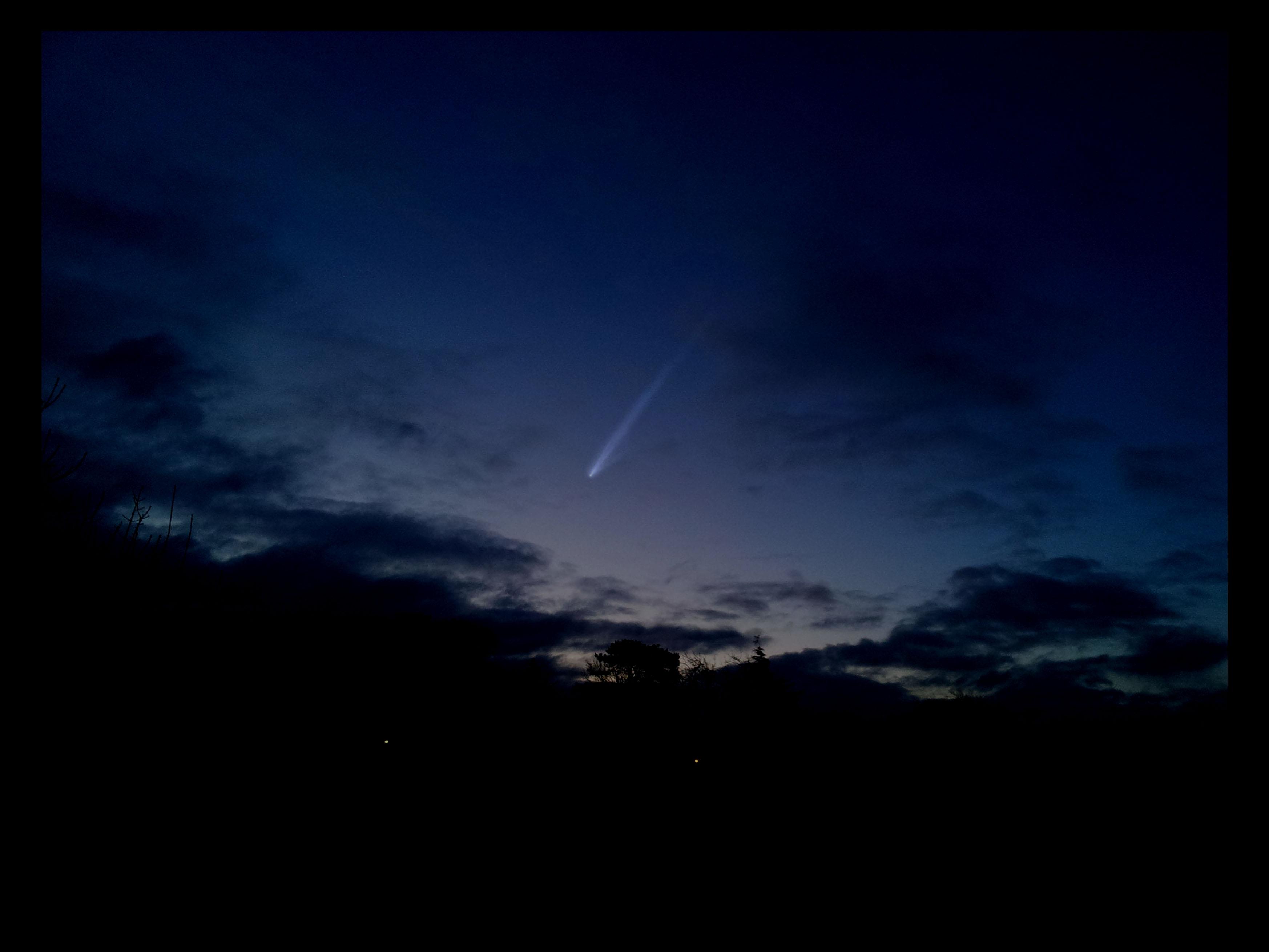 late nov アイソン彗星が消滅した可能性?予想よりも多くの塵が観測される!