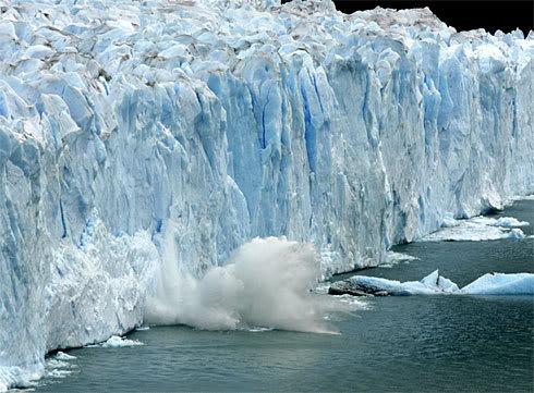 pine island glacier 超巨大氷山が南極への航路上に迫る!その大きさはシンガポールと同等!