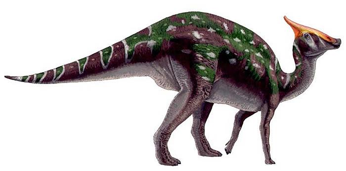 saurolophus タルボサウルス!アジア最大の獣脚類!