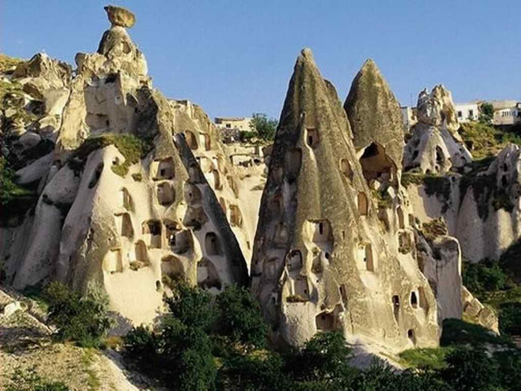 silkroad pamukkale to cappadocia via konya 3 カッパドキア。トルコに眠る地下遺跡の正体は。