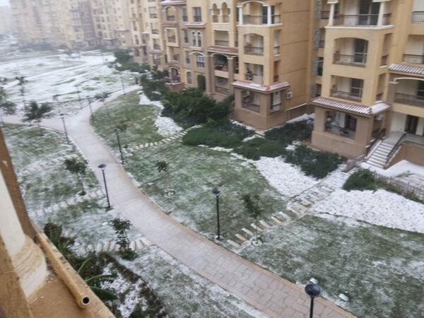 32515502 エジプトにも雪が降る?日本人の知らない意外な事実!