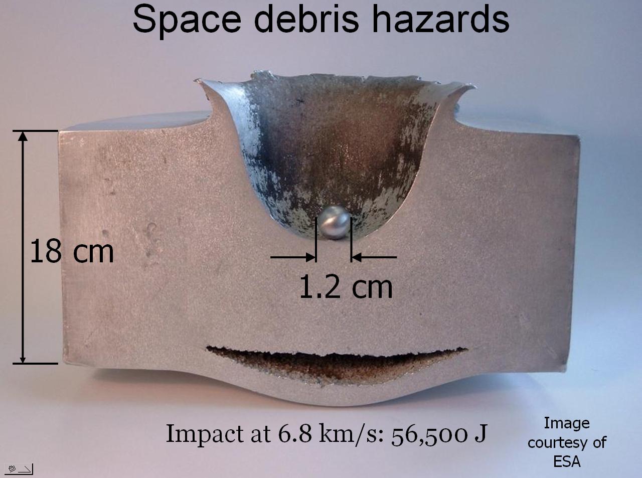 522539main knipp9 debris 宇宙ゴミ問題が深刻に。