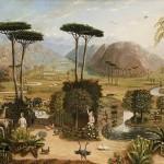 エデンの園、聖書に登場する理想郷。