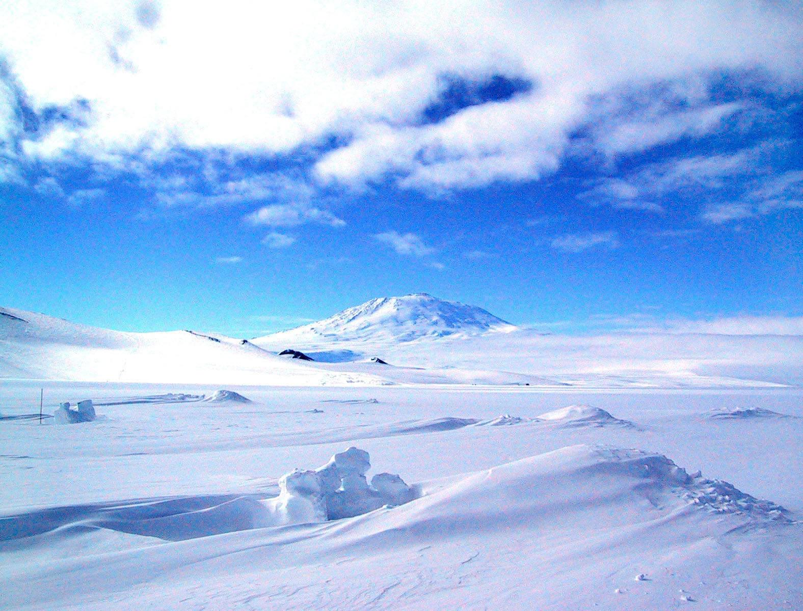 erebus 南極で観測史上最低の気温が観測される!なんとマイナス93度!