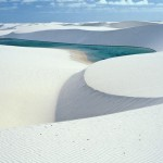 レンソイス水晶砂漠!長い歴史を感じる白い砂漠!