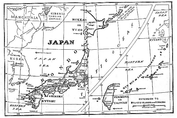 1904 Dux Christus An Outline Study Of Japan William Elliot Griffis バージニア州「日本海」と「東海」の併記を議会で可決!