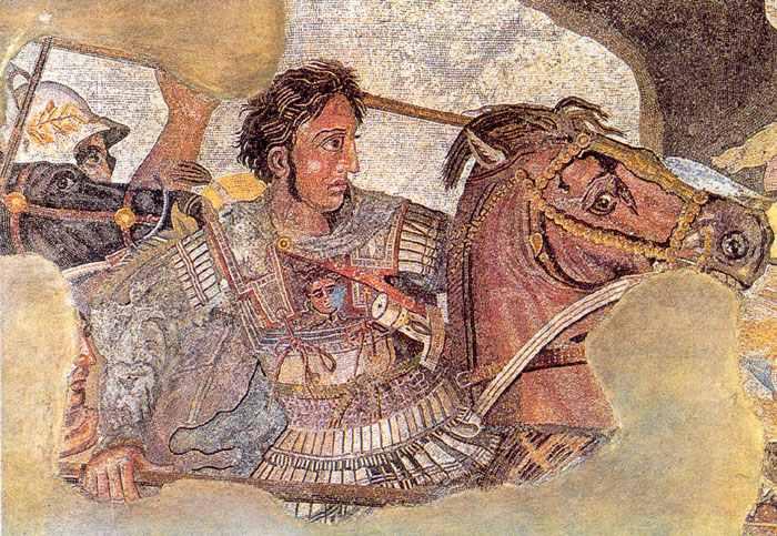 アレクサンドリア。古代エジプト...