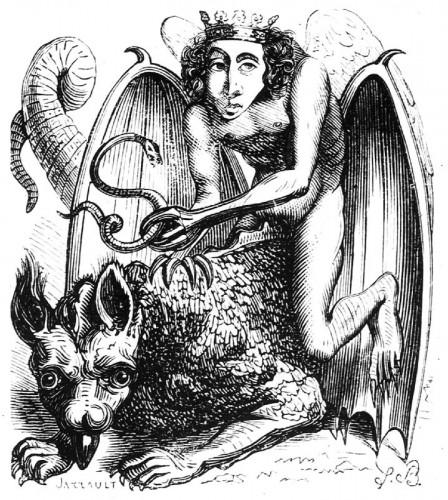 Astaroth 448x500 悪魔を従えた人間、ソロモン王!