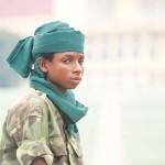 少年兵が増加し新たな問題が生まれる可能性。中央アフリカ。