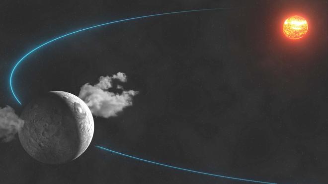 ceres1 準惑星ケレスから水の噴出を確認!