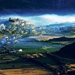 シャングリラ、チベットの理想郷。