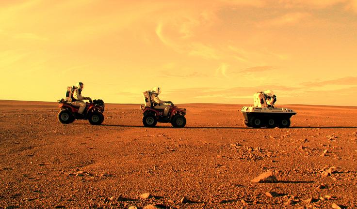 火星移住候補者に日本人も含まれる!期待と不安の渦巻く近未来の宇宙旅行!