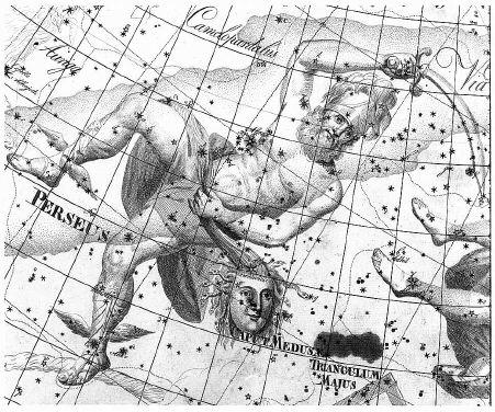 perseus2 惑星と悪魔の関係。かつて星々には悪魔の存在が。