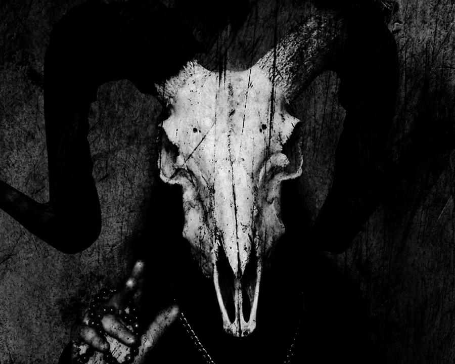 satanism 900x720 悪魔崇拝の宗教団体、自由な時代の象徴という背景が。