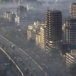 インドで大気汚染が深刻に、一部地域では中国を上回る数値が計測される。