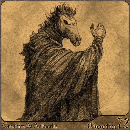 054058 orobas 知恵のある悪魔、オロバス・ベレト・ボティス!