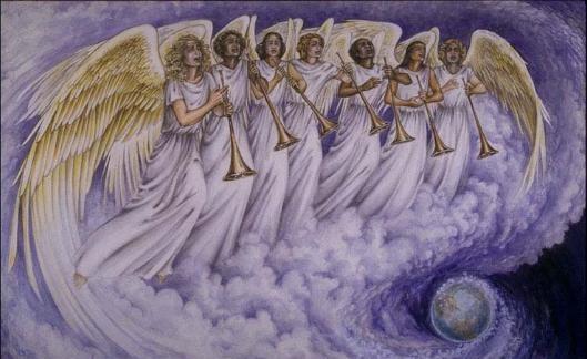7angels アポカリプティックサウンド、世界の終末を告げる音!