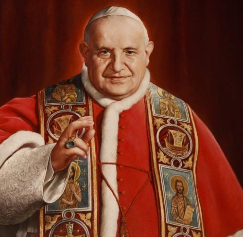 Blessed John XXIII 500x487 ファティマの預言。秘密にされた第3の預言。