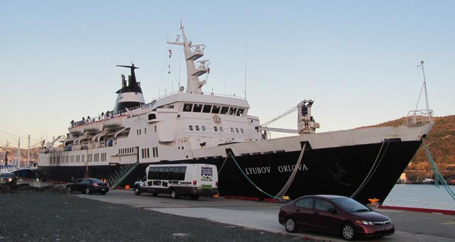 LyubovOrlovaConlin 900x479 現代の幽霊船リューボフ・オルロワ号!