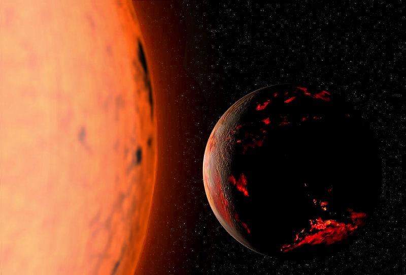 Red Giant Earth warm 地球の最後は太陽に飲み込まれる?予測される多くの事態。