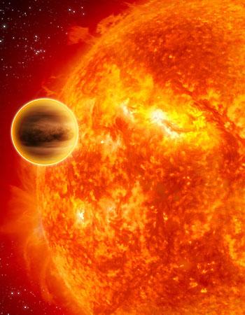 earth melting from the sun 地球の最後は太陽に飲み込まれる?予測される多くの事態。