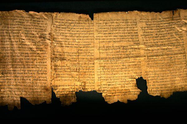 new dead sea scrolls theory 24016 600x450 死海文書。隠された聖書の断片か。