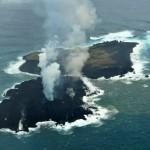 頻発する火山活動と地震。西之島の新島はその前兆か。