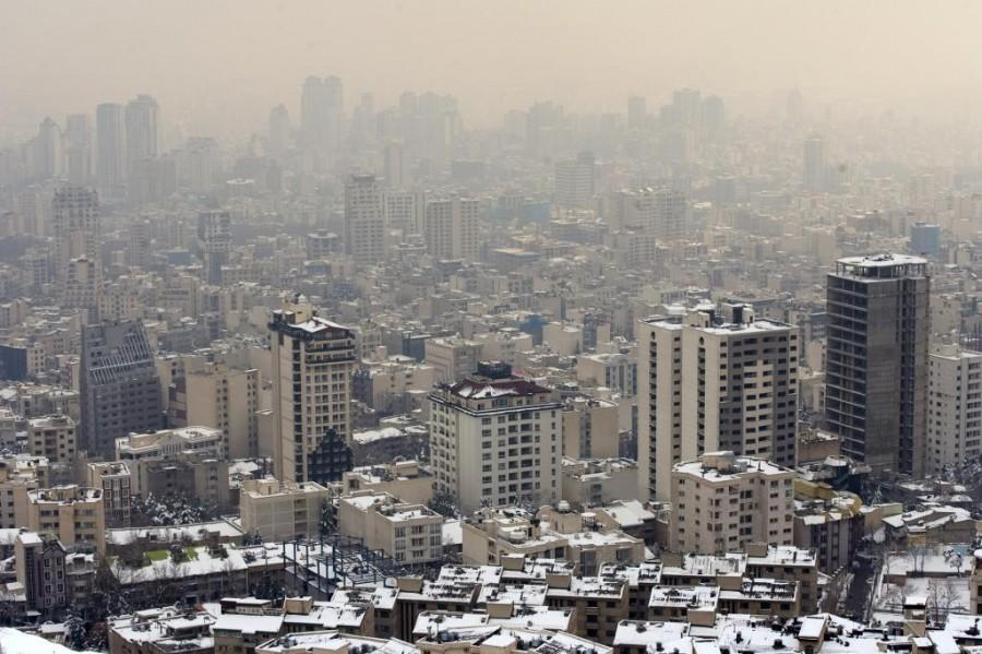 ox281256097475843626 900x599 砂漠の国イランで大雪が降る!50年ぶりの現象。