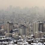 砂漠の国イランで大雪が降る!50年ぶりの現象。