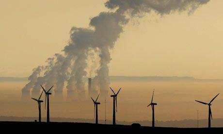 royd moor wind farm ガイア理論!地球の自浄作用と人間。
