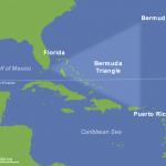バミューダトライアングル、最も有名な魔の海域!