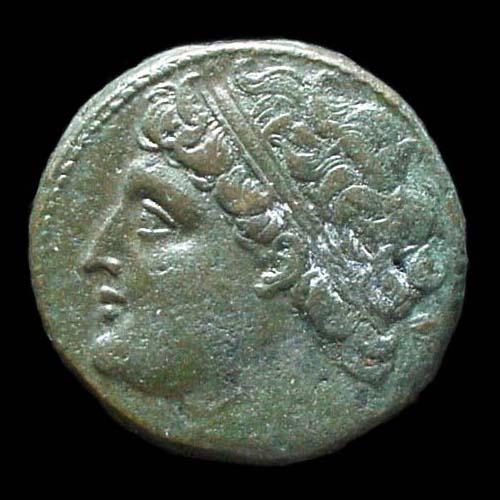 Hiero coin エウレカ。真実を発見したアルキメデスの言葉。